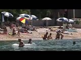 Beautiful Beaches in Mlini, Dubrovnik