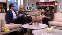 "Blogger ""Mamma til Michelle"" ble gravid som fjortenåring [TV2 God Morgen Norge] (9.2.15)"