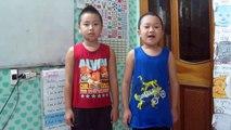 Teaching English for kids - Ms. Nhung's class - Chant 2