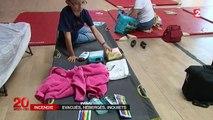 Saint-Jean-d'Illac : des centaines d'habitants évacués