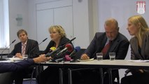 Press conference introduction to Marty Rathbun in Hamburg 07th September 2011