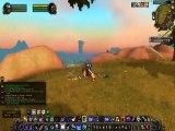 WoW secrets _ Mulgore battling critters and secret Orgrimmar WKM room (patch 4.2.2)