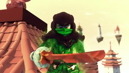 LEGO Ninjago SDCC Exclusive Clip #4 (2015)