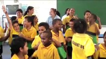 Rivermount & Radiant Life College - GenerationOne Hands Across Australia Schools Competition 2011