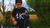 GoPro Tip #107 How to get stable shots with a rubber band (4K)