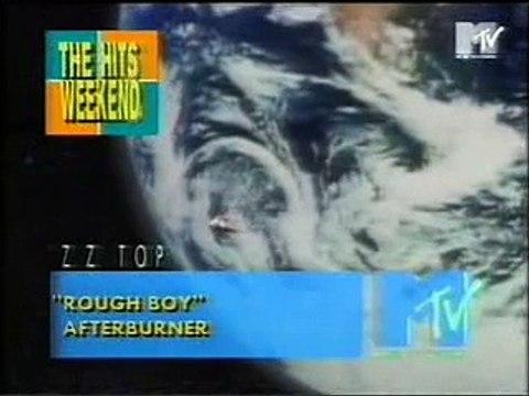 ZZ Top - Rough Boy (1985)  - Original Music Video