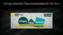 QS World Grad School Tour - Tel Aviv 7th of October