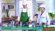 Ravioli de setas con tomate de Buitoni - Recetas Nestlé