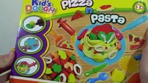 Pizza Play Doh Cooking hacer una pizza Pizza Play Doh cuisson faire une pizza