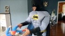 Batman v Superman LEAKED FOOTAGE (Spoilers)