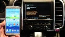 How To Pair Your Phone To Your Porsche via Bluetooth | Porsche PCM Navigation | 2014 Porsche Models