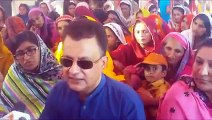 10 Days Dharna- Ayaz Latif Palijo media briefing 2nd day in Dharna camp on 24, July 2015