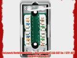 Netzwerk Verbindungsbox / Anschlussbox LSA CAT 5e / STP NET LSA BOX CAT 5e STP