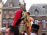 Douai-Gayant 2014- La musique de Gayant
