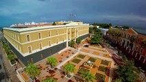 Castillo San Felipe del Morro, San Juan, Puerto Rico, Aerial Videography