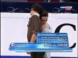 Tessa Virtue Scott Moir World Championships Ice Dance FD 2008