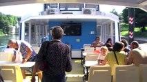 Navigazione sul Po a Torino - A bordo di Valentina II