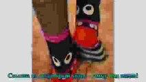 cotton Cute cartoon socks south Korean Creati
