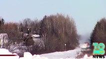 Transperceneige! La neige ne peut rien contre ce train canadien!