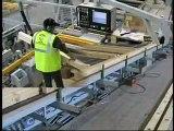 Finition industrielle murs ossatures bois