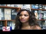 Haïti-Canada: Une jeune Québecoise d'origine haitienne (Miss Québec 2012) en visite en Haïti