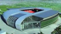 Liverpool Stadium New Anfield