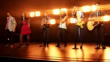 Jonas Brothers, Demi Lovato, Miley Cyrus, Selena Gomez - Send It On Official Music Video. http://bit.ly/2BuUAGT