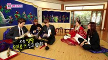 【TVPP】SUHO, KAI(EXO) - Aegyo test of KAI&SUHO, 수호,카이(엑소) - 나은의 애교가 보고싶은 카이,수호 @ We Got Married