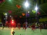 Diablos Espejos - Grupo de danza Nemequene