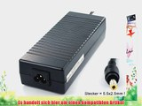 Notebooknetzteil kompatibel mit TOSHIBA SATELLITE P300-24Z mit 120W/ 19V/ 6.3A