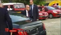 Incendie en Gironde : les pompiers ont lutté contre les flammes toute la nuit