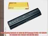 Bavvo Laptop Batterie 12-Zelle f?r HP/Compaq 411462-141 436281-141 446506-001 446507-001 HSTNN-DB32