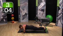 Do push-ups work? Try Samantha Clayton's one-minute challenge | Herbalife Fit Tips