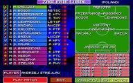 SWOS 96/97 (PC) Zagłębie Lubin - AC Milan 1-0