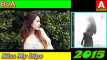 [Audio Kpop] BoA - Kiss My Lips