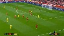 Leo Baptistao Amazing Goal Lyon 0-2 Villarreal Emirates Cup 26.07.2015