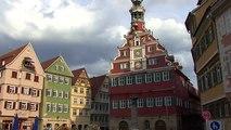 Global Cooking: Schwäbische Maultaschen Weinstube Eisele in Esslingen am Neckar Germany