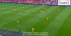 Leo Baptistao Goal Lyon 0 - 2 Villarreal Emirates Cup Friendly 26-7-2015