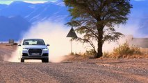 2016 Audi Q7 - Last Approval Drive in Namibia