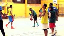 Basket - NBA : Le Turiaf basket camp...