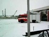 brandweer emmeloord uitruk 441 ongeval A6