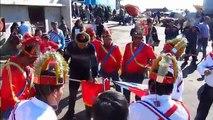.SALUDOS bailes Chinos,Fiesta de San Pedro,Con Con
