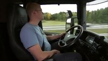 Scania Automatic driving systems pave the way to safer roads