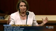 "Nanci Pelosi Comments on Raising Debt Limit ""Novus Ordo Seclorum"" New Order for the Ages"