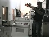 John Lentini test of Captain Morgan 70-proof rum
