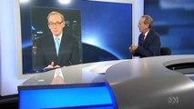 Extended interview: Former Australian Foreign Minister Bob Carr