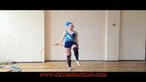 Circus Stardust Entertainment Agency Presents: Hula Hoop Act (Artist 00559)