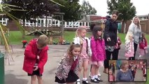 St Julians School flashmob
