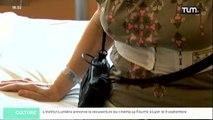 Un gilet défibrillateur pour les cardiaques