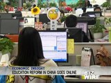 Education reform in China goes online - Biz Wire - December 20,2013 - BONTV China